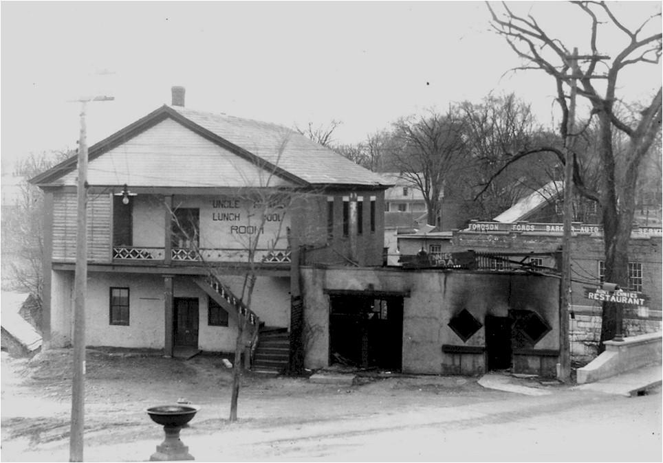 Center Street Fire, 1929