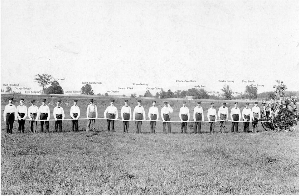 Hose Company, c. 1900