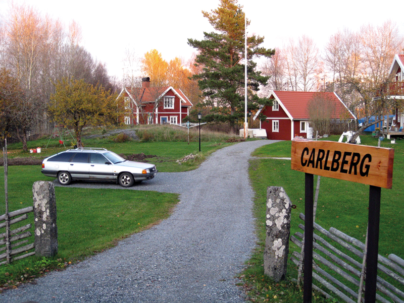 Bergshamra, Carlberg Bed & Breakfast
