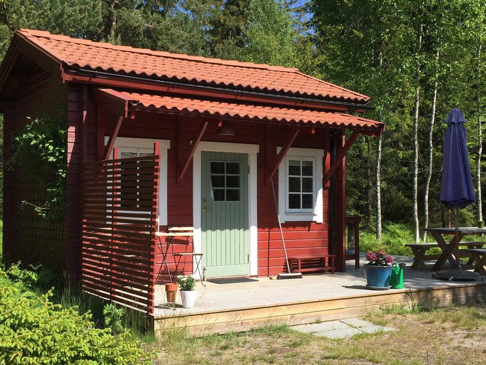 Stuga Tilda (Alléviken, Edesnäs) Utö