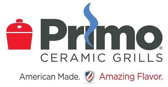"""Idag hälsar vi Primo Välkommen till Sverigedagarna.  På italienska betyder """"Primo"""" bäst då den är """"best of the best"""" när det kommer till utomhus matlagning.  Primo är mycket mer än en grill, den är en multi-purpose utomhus spis. Grilla, baka eller rök din middag, året om och få ett utmärkt resultat. Primos patenterade oval form levererar samtidigt direkt - och indirektmatlagning. Du kan tex. grilla tjocka biffar på den direkta sidan, samtidigt som du tillagar färsk sparris på den indirekta sidan.  @primoceramicgrills #sverigedagarna #grillstock #grillmässan #skärgårdsmässan"""