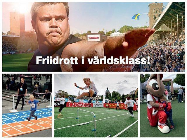 Idag hälsar vi BAUHAUS-galan Kids Tour välkommen till Sverigedagarna 25-27 maj på Djurgården i Stockholm.  BAUHAUS-galan Kids Tour är ett evenemang där barn i åldrarna 4–15 får prova på friidrottsinspirerade aktiviteter i en hinderbana. BAUHAUS-galan Kids Tour 2018 bjuder upp till en 3-kamp där du prövas i spänst, styrka, snabbhet och balans. Utmana pappa, syrran, kompisen eller dig själv och se hur det går. Läs mer om Kids Tour på http://bauhausgalan.se/athletics-kids-tour/ @bauhausgalan #BAUHAUSgalan #bauhausgalan_kidstour #sverigedagarna #skärgårdsmässan #djurgården