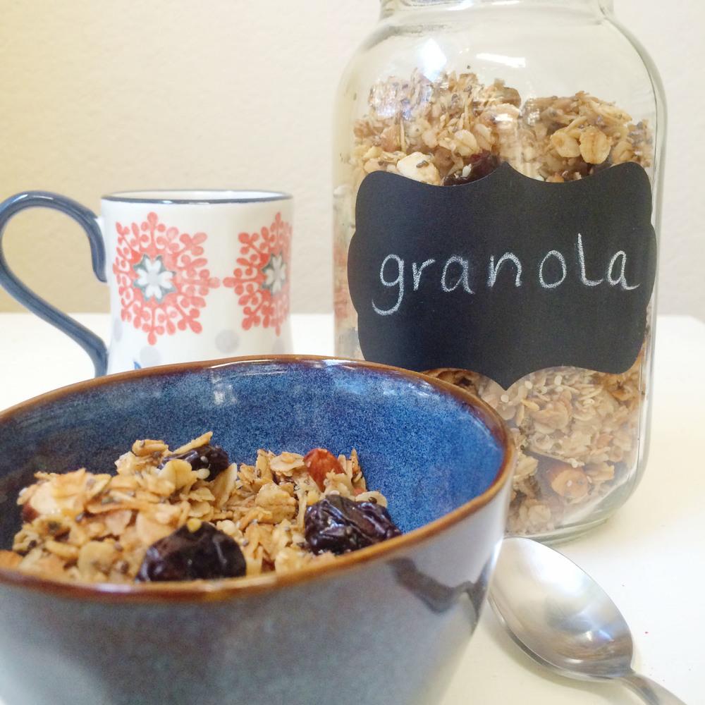 solavore granola