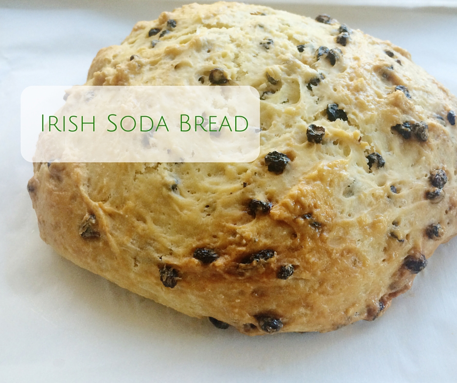 solar oven Irish soda bread from the Solavore blog