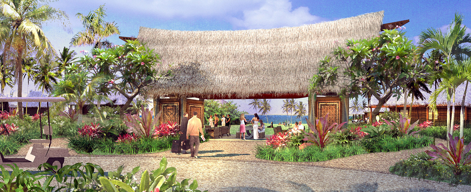 Kona Village Resort Forma Design Partners