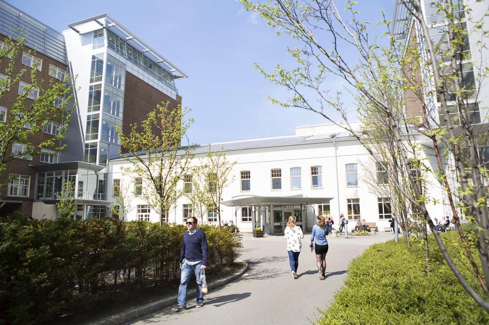 Campus Helsingborg.