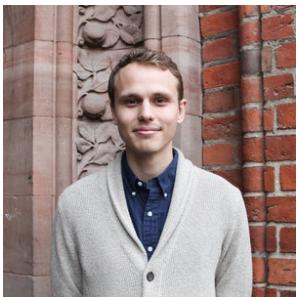 Niklas HellgrenNågon viktig roll, företaget -