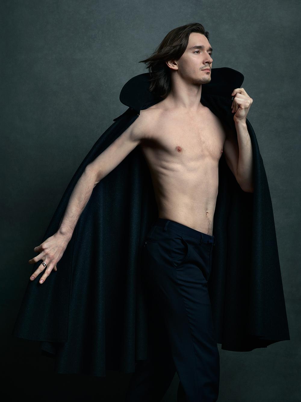 Vladislav Lantratov   Principal Dancer, Bolshoi Ballet