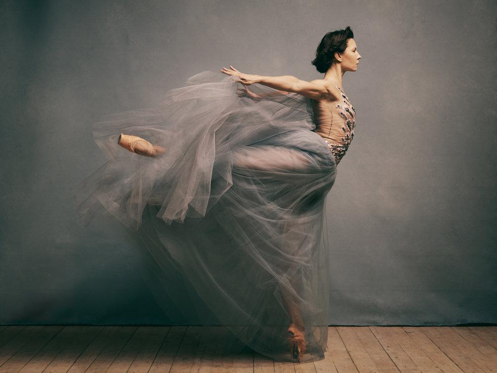 Maria Alexandrova, Prima Ballerina, Bolshoi Ballet