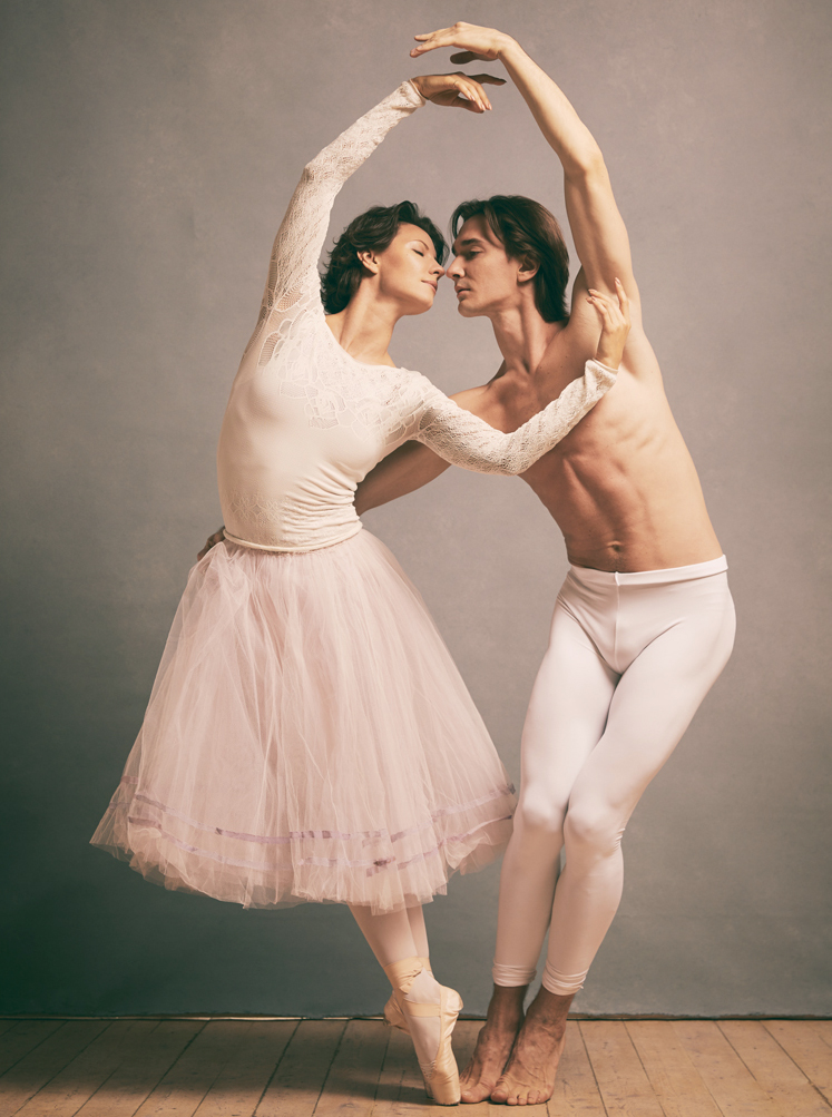 Maria Alexandrova and Vladislav Lantratov, Bolshoi Ballet
