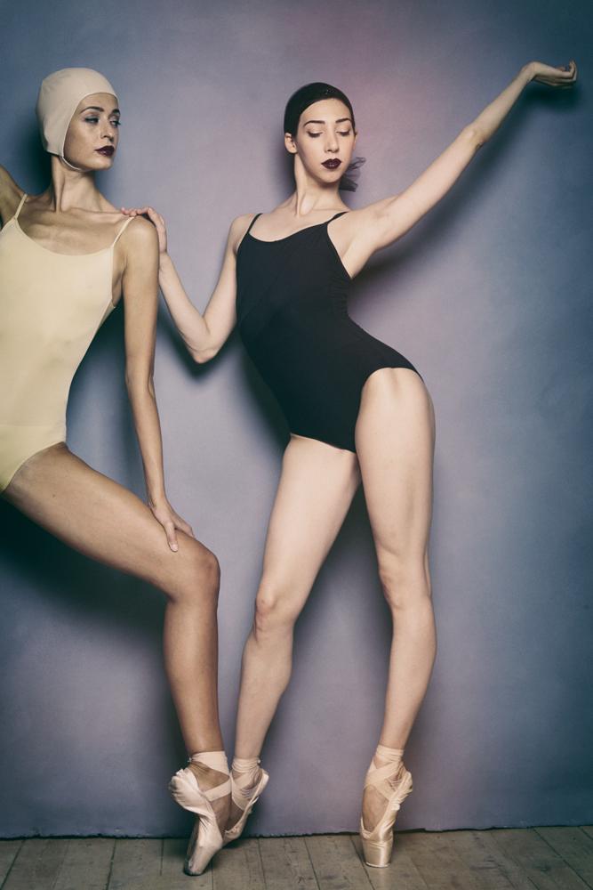 Vera Borisenkova, Bolshoi Ballet  Ana Turazashvili, Bolshoi Ballet