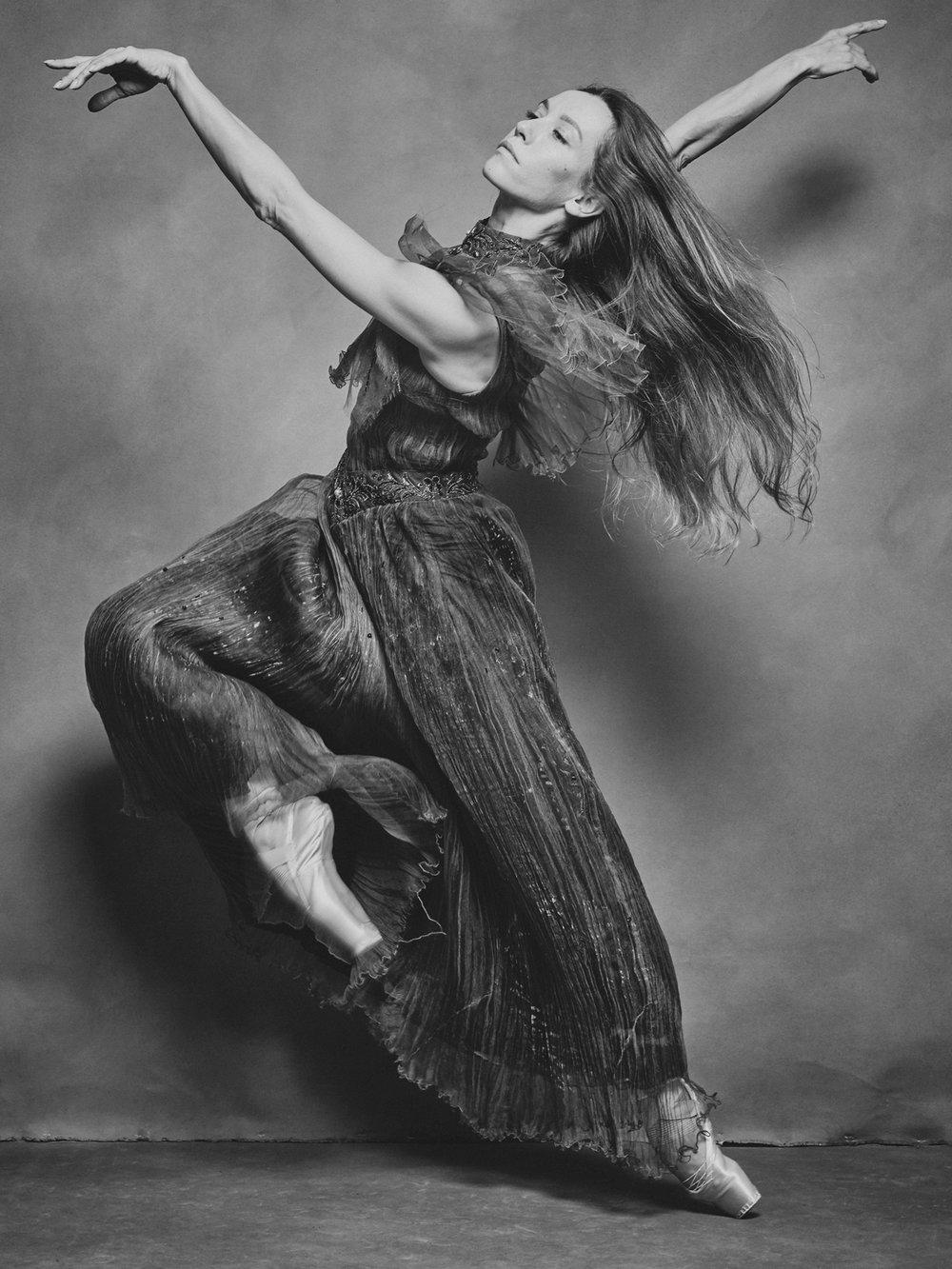 Marianna Ryzhkina, Bolshoi Ballet