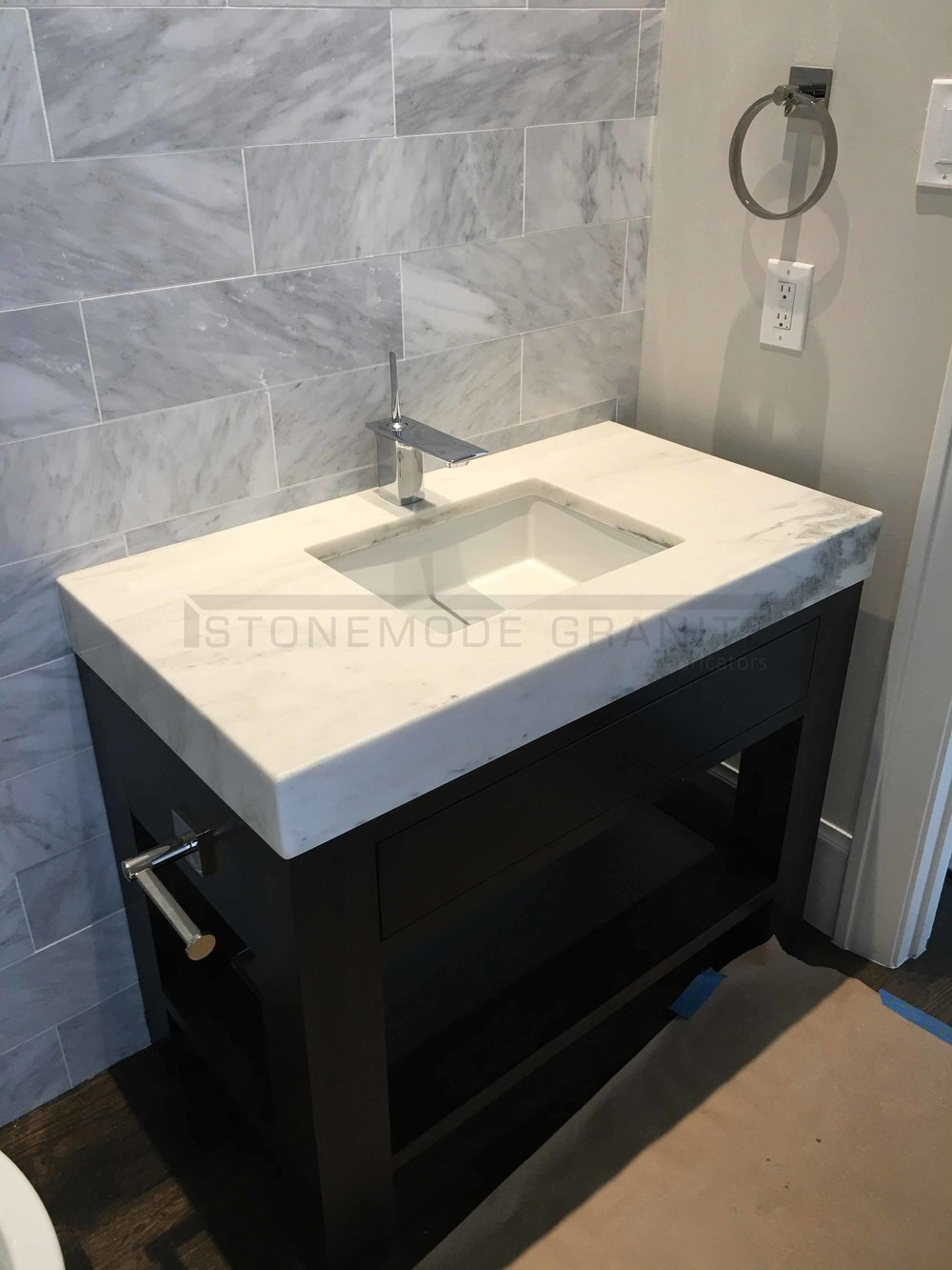 Powder Bath Vanity Top