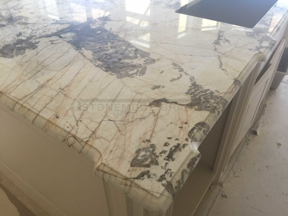 Dupont Edge on Granite