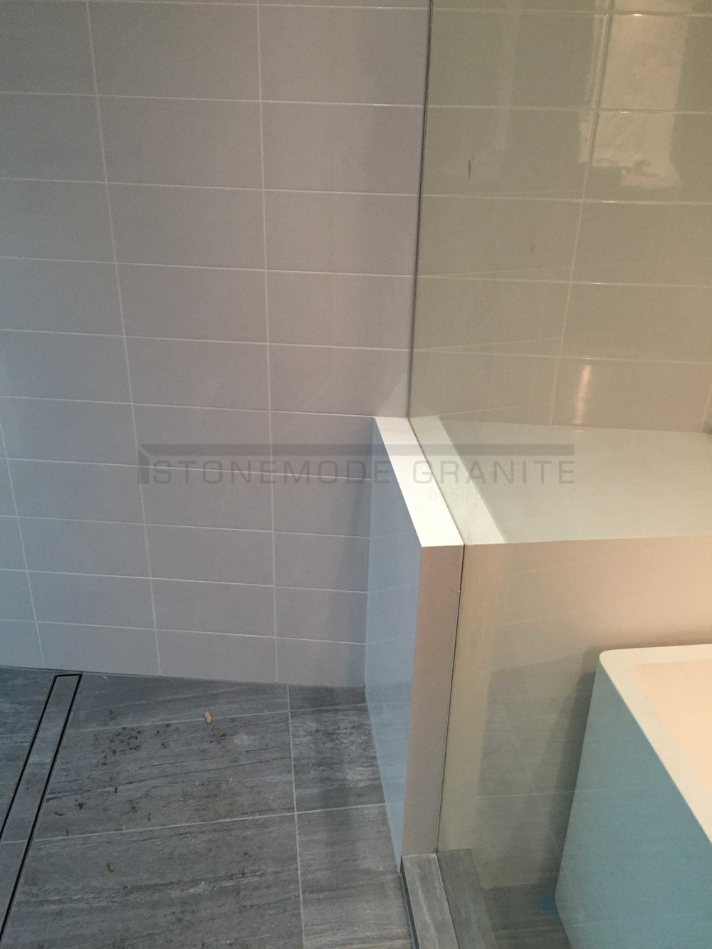 Quartz Shower Seat