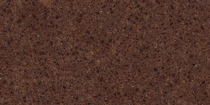 Saddle Brown Zodiaq Quartz
