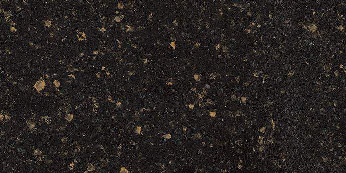 Space Black Zodiaq Quartz