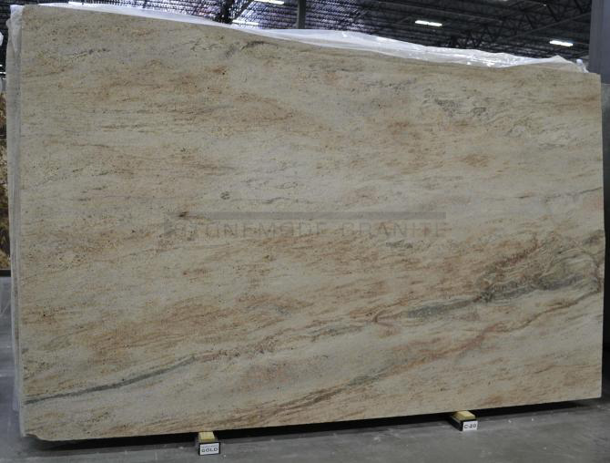 Sandalwood Gold Granite