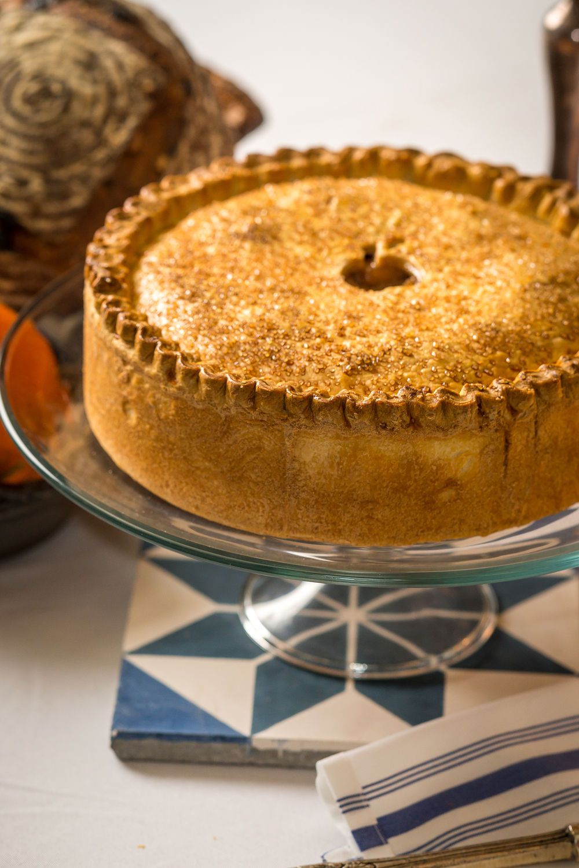 apple pie élevée