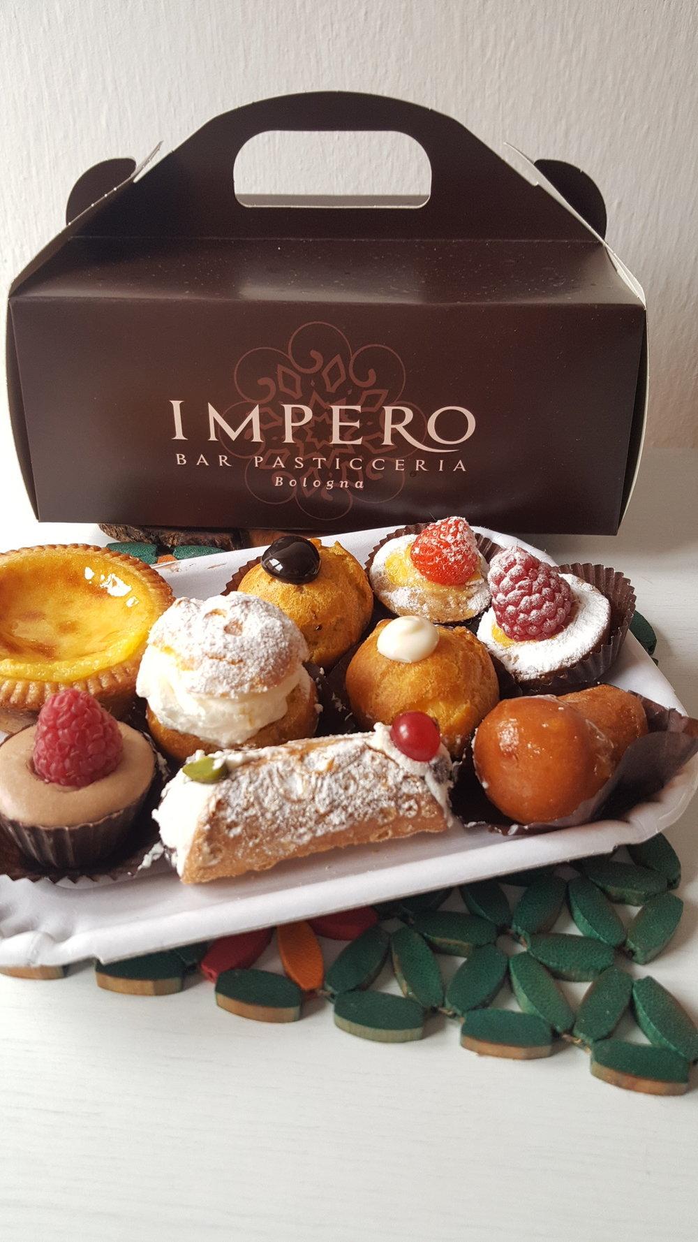 Italians love their small (mignon), and so do I!