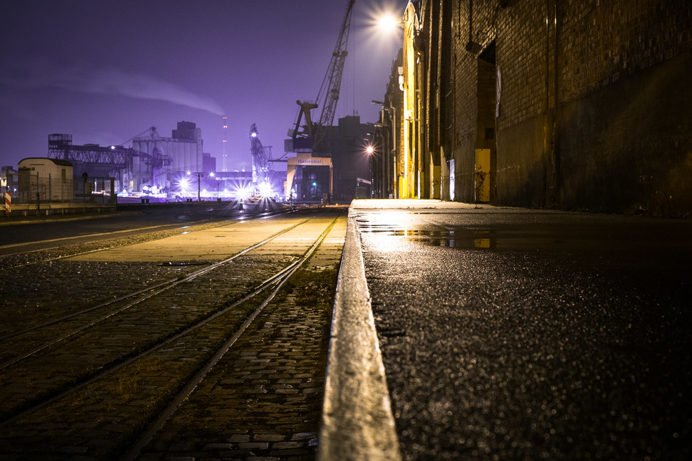 Hafen in Bremen