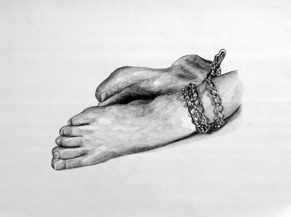 Les chaînes de l'oubli