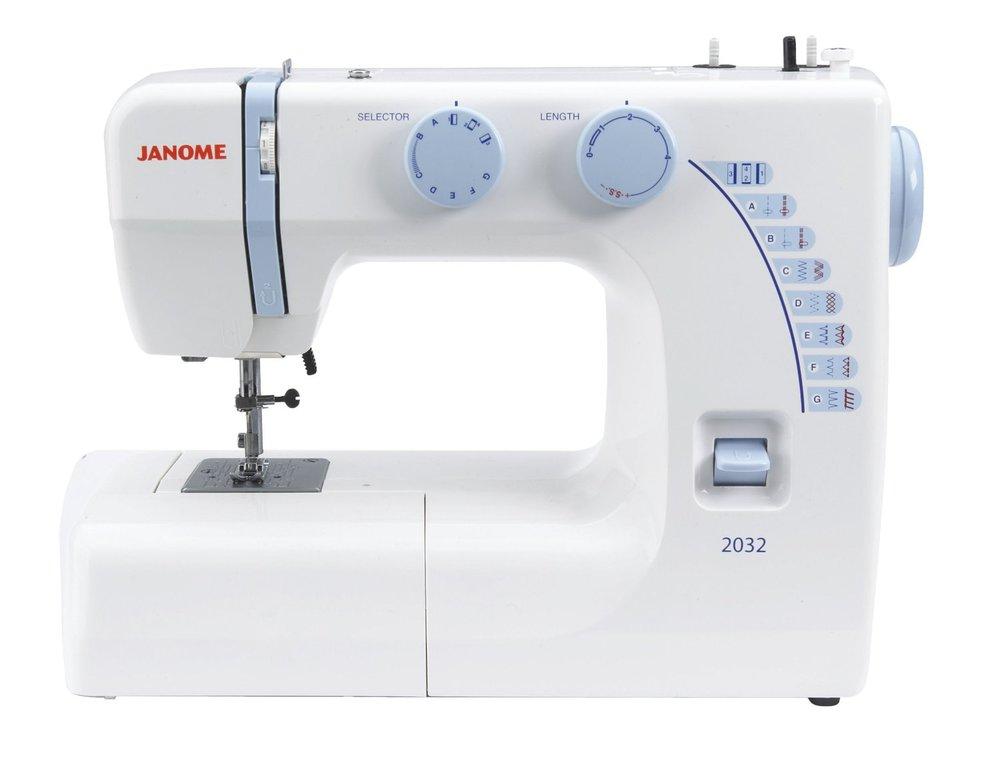Janome 2032