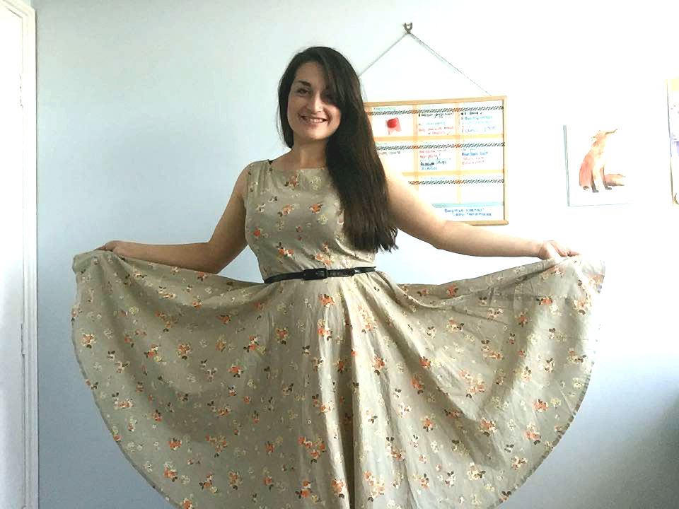 The Betty Dress Circle Skirt