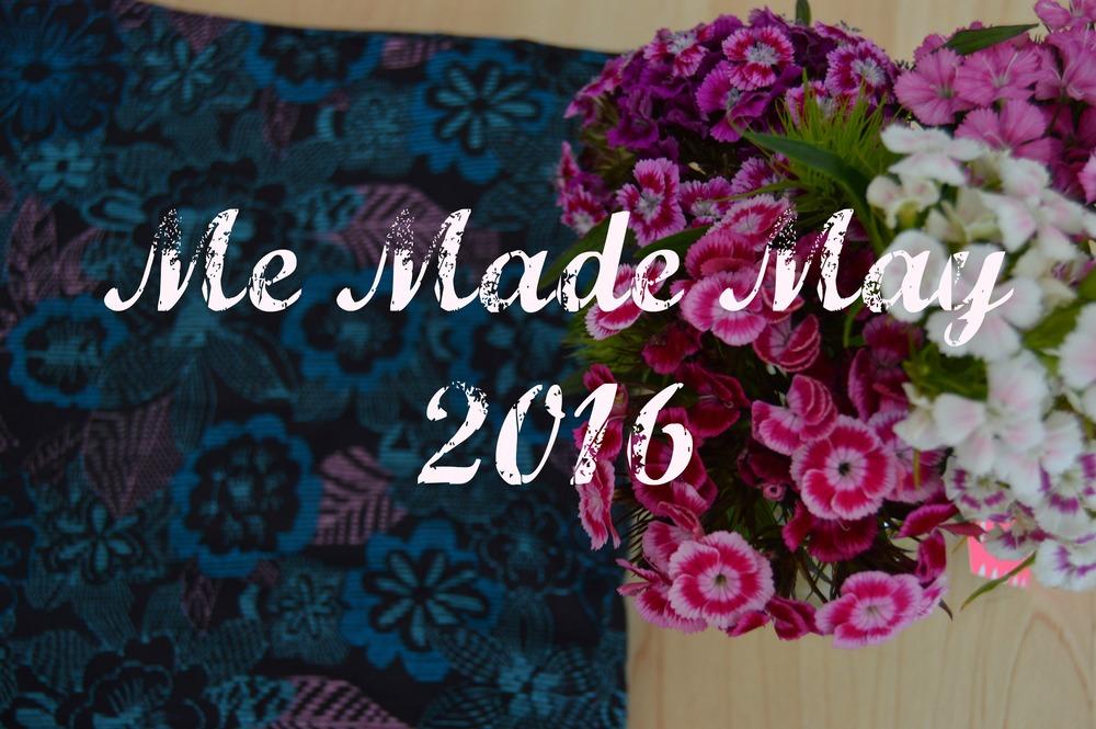 Me Made May 2016