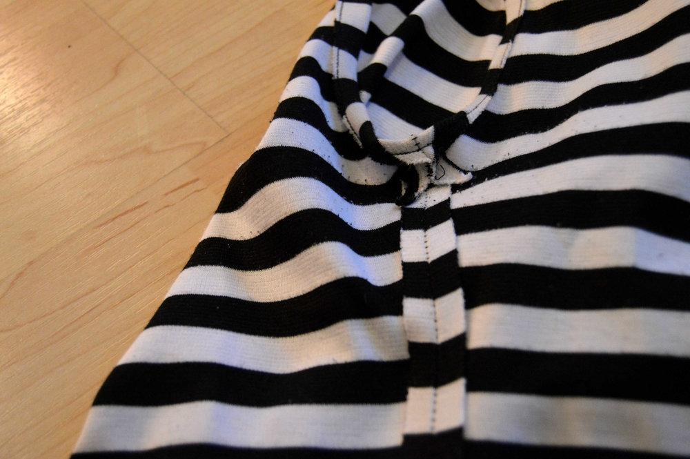 The Walkley dress