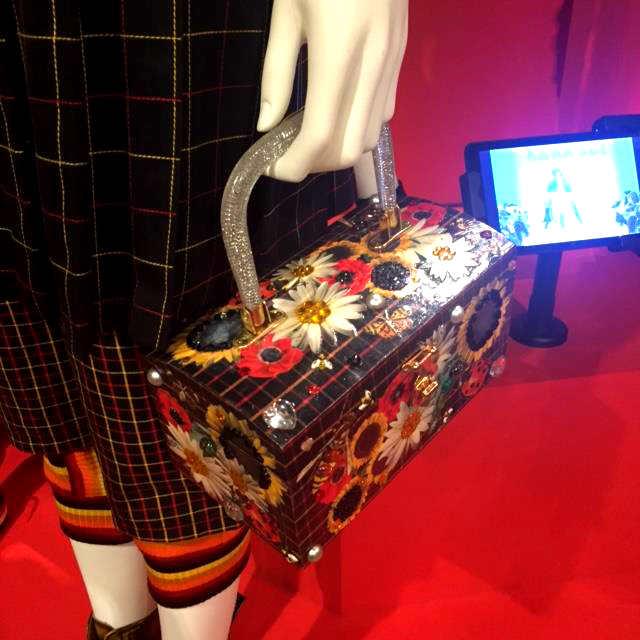 Anna Sui punk box bag