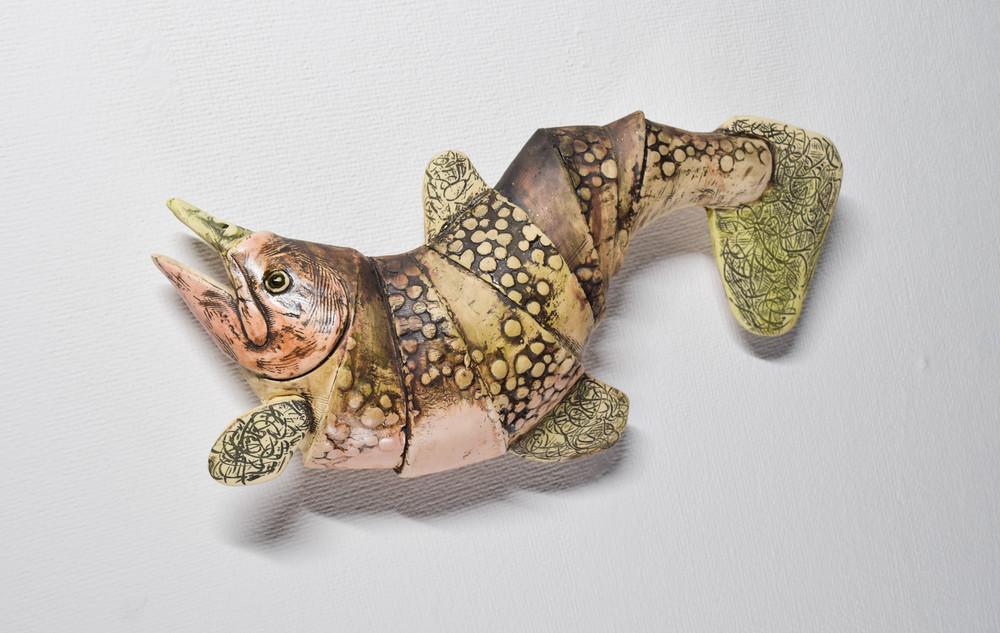 Duck-Billed Rudder Fish