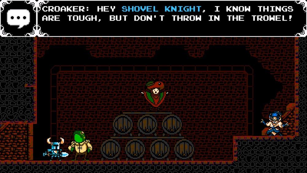 A hard day's knight.