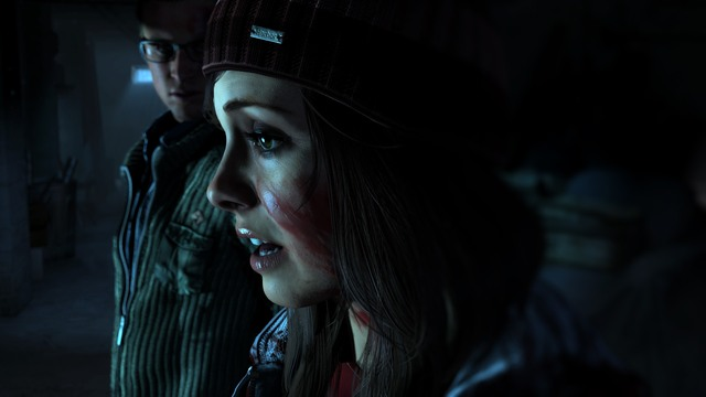 Visually, Until Dawn is the most impressive game I've ever played.