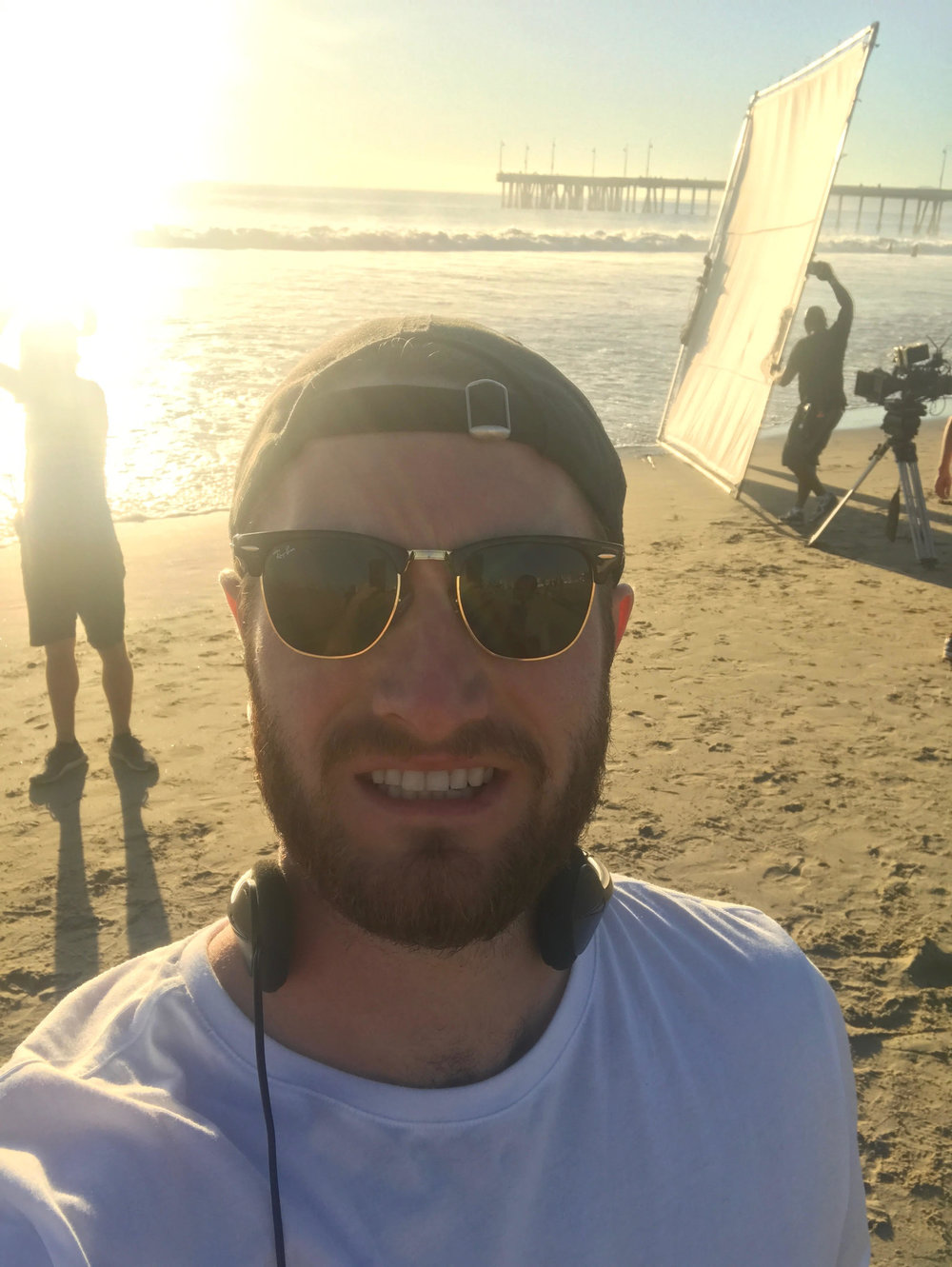 I'm Andrew Boyer, a writer currently living in Seattle. One of my favorite things is coming up with a great idea. If that idea leads to me shooting a commercial on the same beach where they shot White Men Can't Jump - even better. - boyera111@gmail.com
