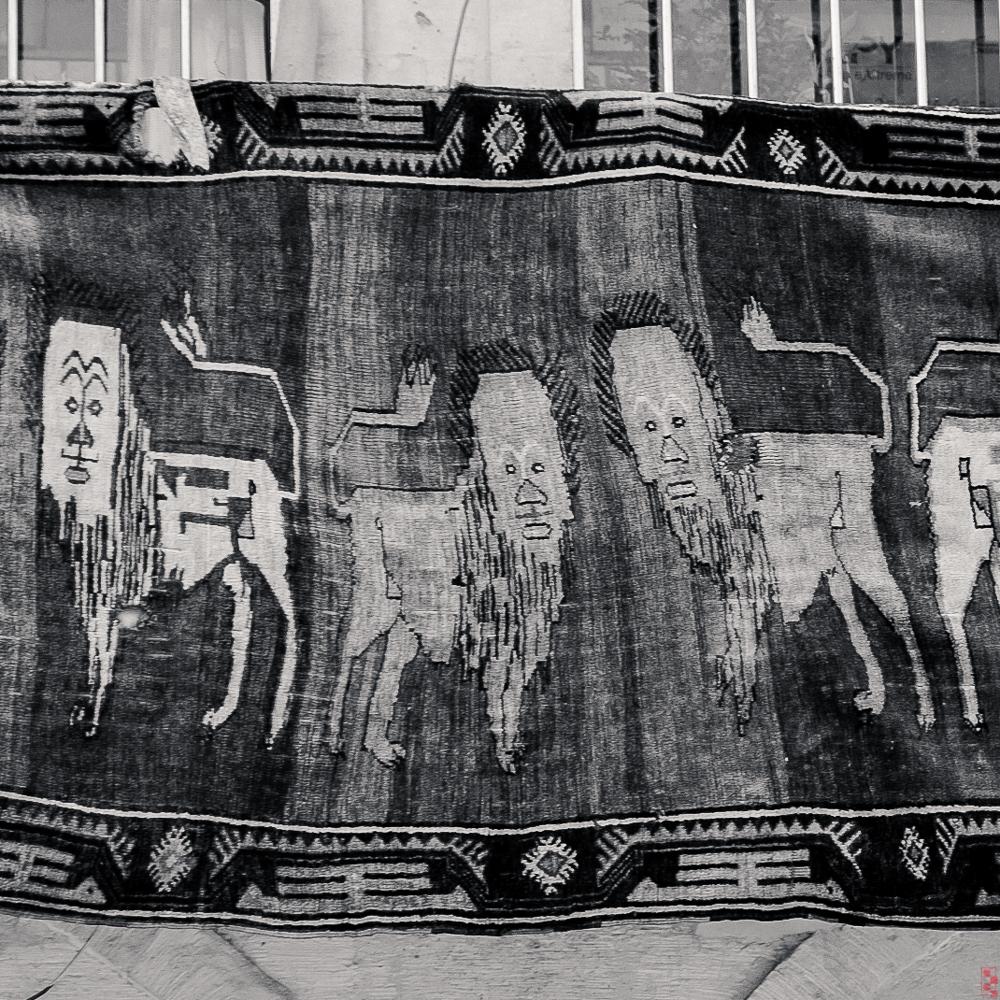 Old rug, Mardin