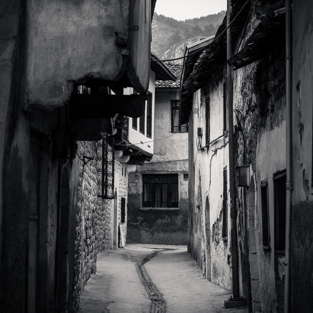 Alley, Antakya, Turkey