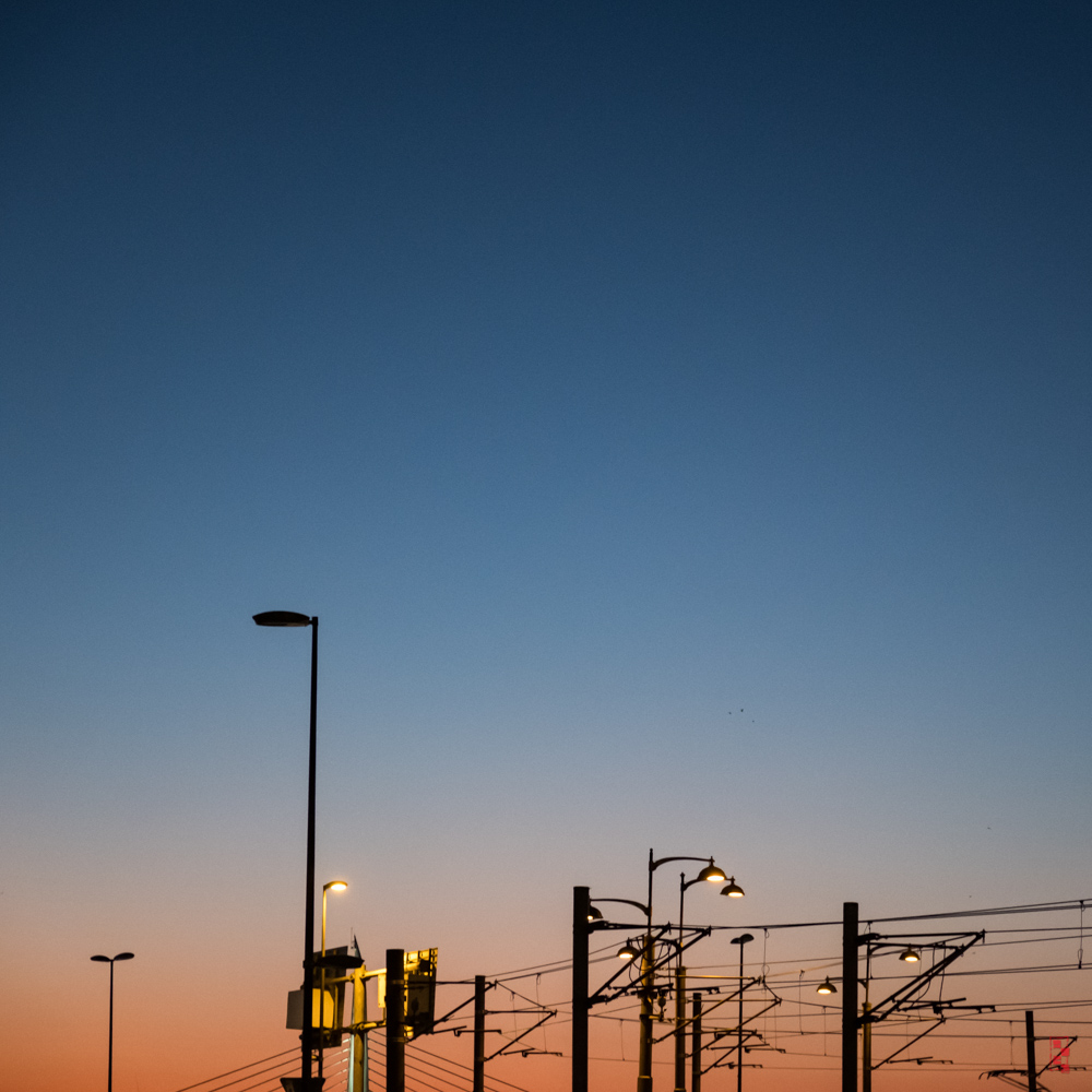 Blue hour at Eminonu