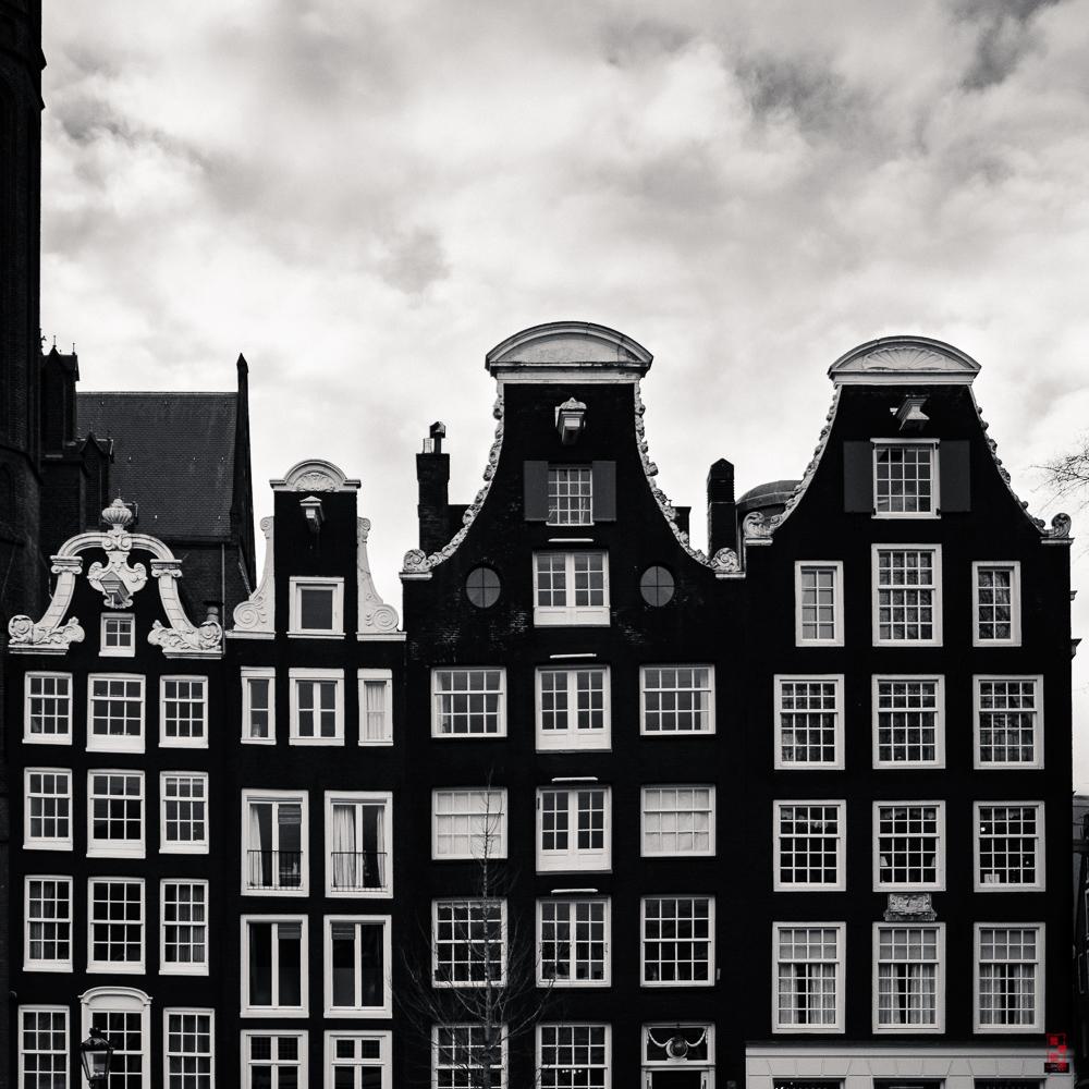 Near De Krijtberg, Amsterdam.