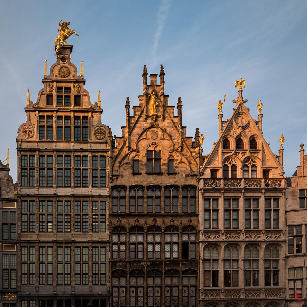 Grote Markt, Antwerp.