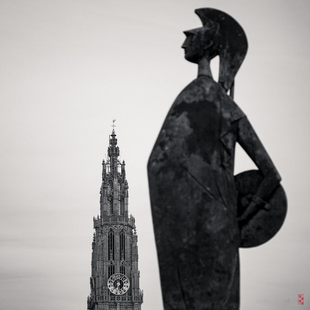 Onze-Lieve-Vrouwekathedraal, Antwerp.