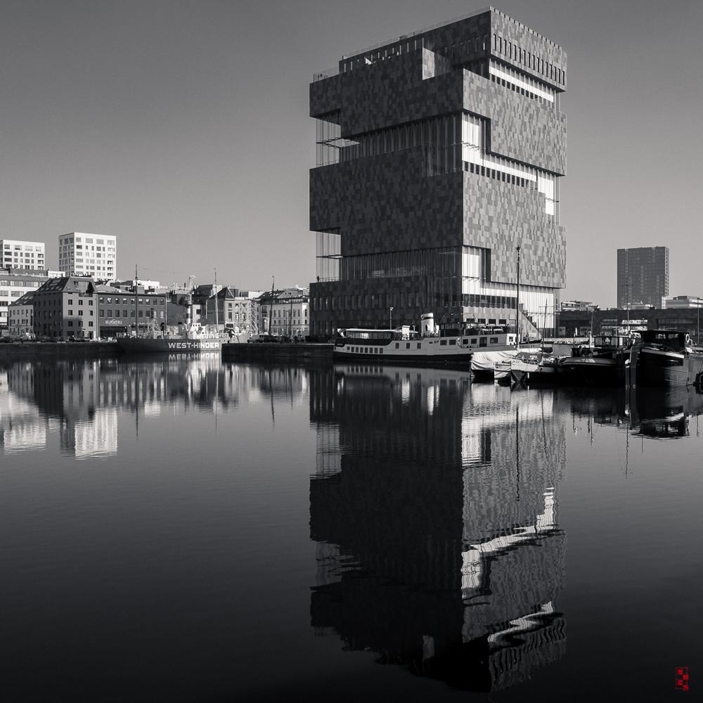 Museum aan de Stroom, Antwerp.
