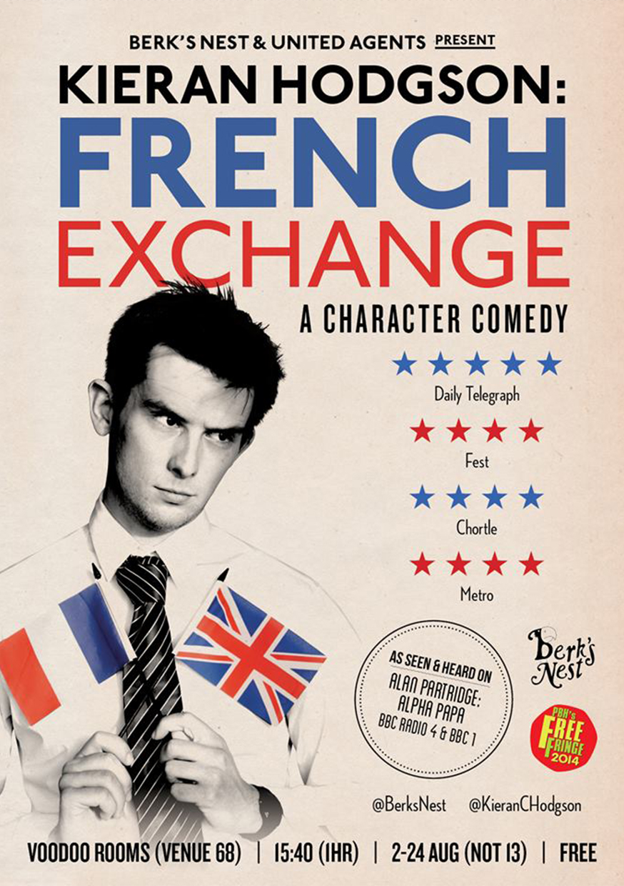 Kieran Hodgson: French Exchange