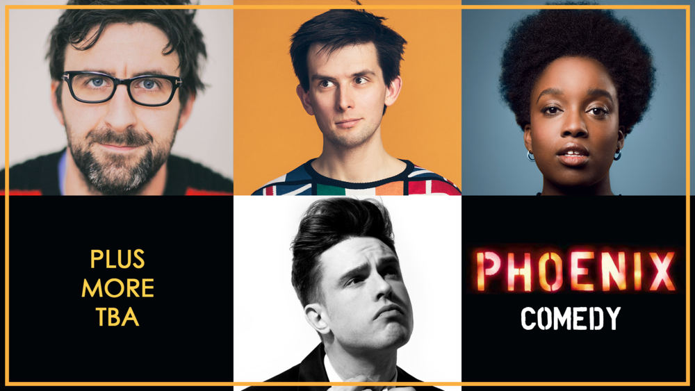 December 9th - with Mark Watson, Lolly Adefope, Kieran Hodgson, Ed Gamble & more TBATickets