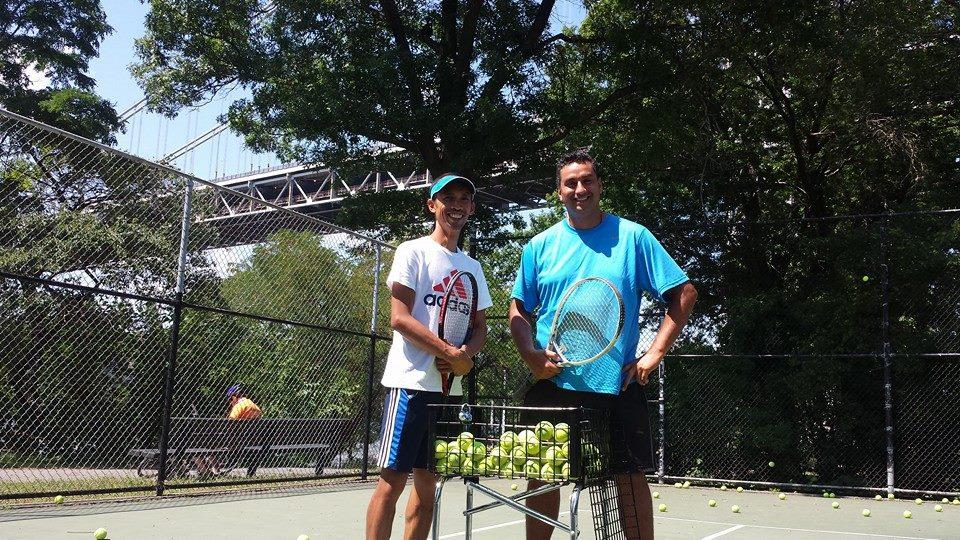 Rob & Mel Tennis World NYC.jpg