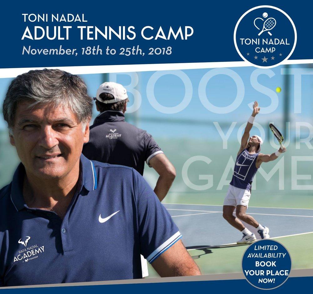 Toni Nadal Camp.JPG