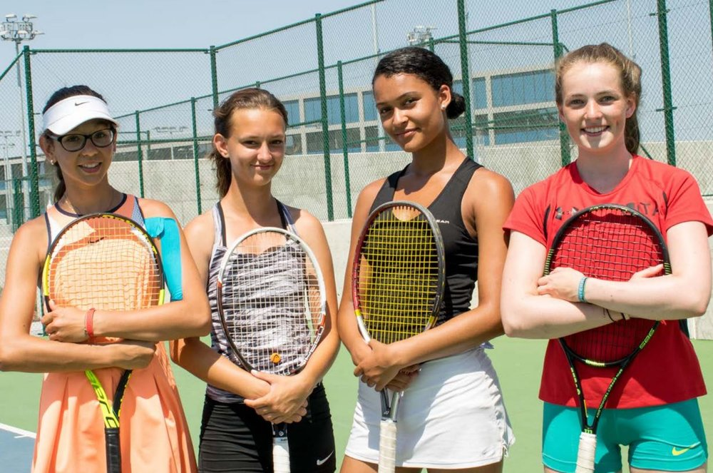 Rafa Nadal Academy Kids.JPG