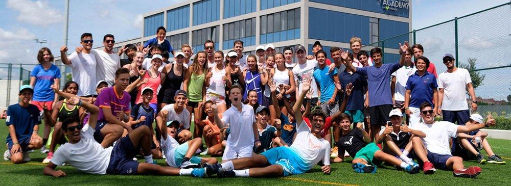 Rafa Nadal Academy Group.JPG
