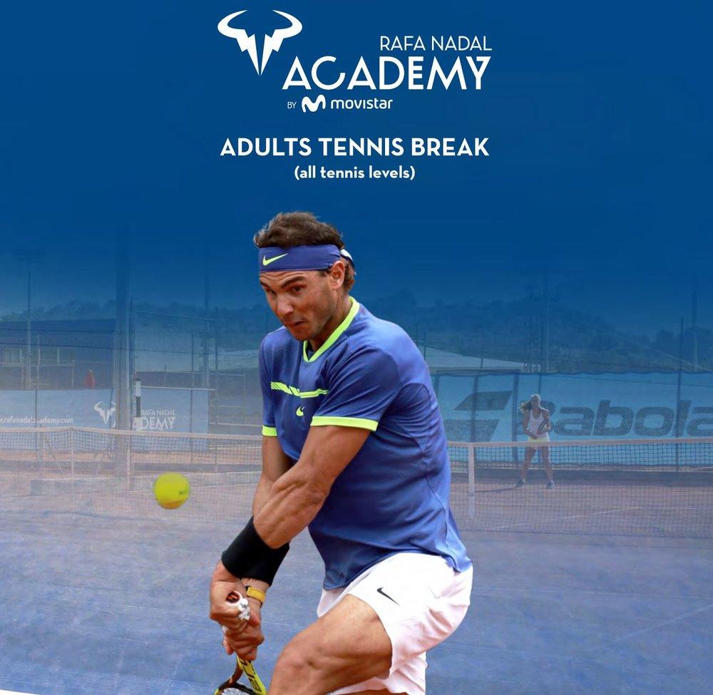 Rafa Nadal Academy by Movistar Adult Break Program.JPG