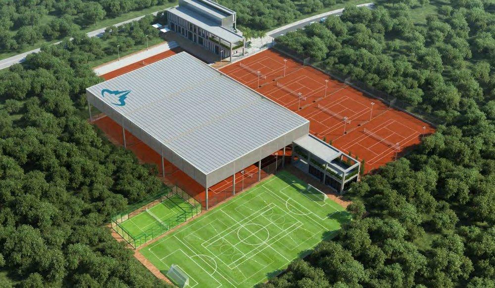 Rafa Nadal Facility Cancun.JPG